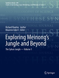 Cover Exploring Meinong's Jungle and Beyond