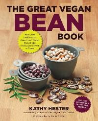 Cover The Great Vegan Bean Book