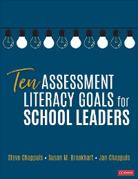 Cover Ten Assessment Literacy Goals for School Leaders