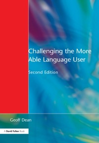 Cover Challenging the More Able Language User