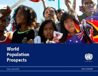 Cover World Population Prospects, Data Booklet - 2015 Revision