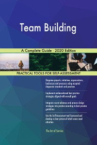 Cover Team Building A Complete Guide - 2020 Edition