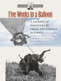 Cover Five Weeks in a Balloon