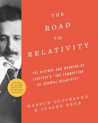 Cover The Road to Relativity