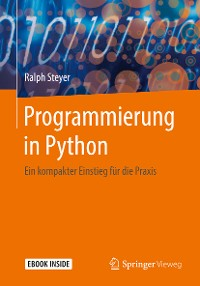 Cover Programmierung in Python