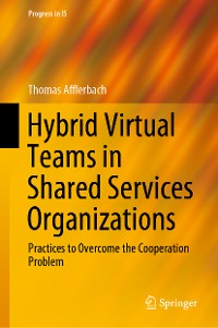Cover Hybrid Virtual Teams in Shared Services Organizations