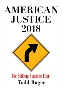 Cover American Justice 2018