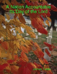 Cover A Nation Accountable     Its Day of the Lord