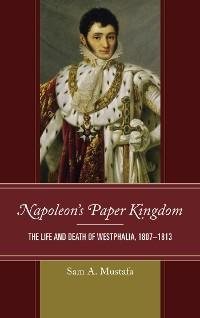 Cover Napoleon's Paper Kingdom