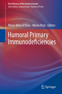 Cover Humoral Primary Immunodeficiencies
