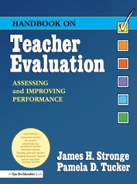 Cover Handbook on Teacher Evaluation with CD-ROM