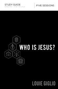 Cover Who Is Jesus? Study Guide