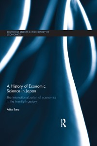 Cover History of Economic Science in Japan