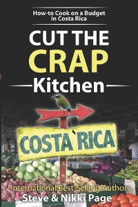 Cover Cut The Crap Kitchen