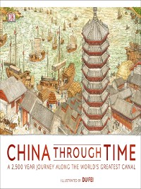 Cover China Through Time
