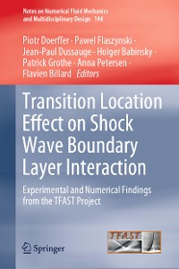 Cover Transition Location Effect on Shock Wave Boundary Layer Interaction