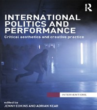 Cover International Politics and Performance