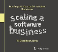 Cover Scaling a Software Business
