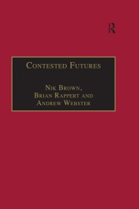 Cover Contested Futures