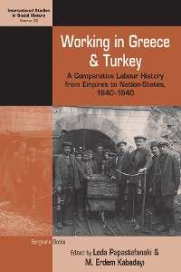 Cover Working in Greece and Turkey