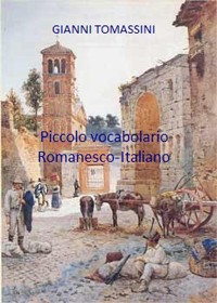 Cover Piccolo vocabolario romanesco-italiano