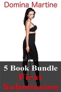 Cover First Submission 5 Book Bundle