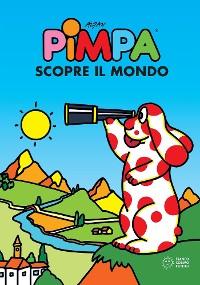 Cover Pimpa scopre il mondo