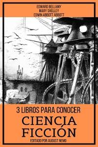 Cover 3 Libros para Conocer Ciencia Ficción