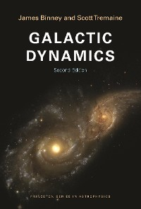Cover Galactic Dynamics