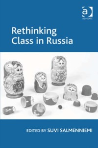 Cover Rethinking Class in Russia