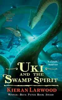 Cover Uki and the Swamp Spirit
