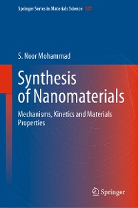 Cover Synthesis of Nanomaterials