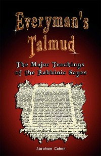 Cover Everyman's Talmud