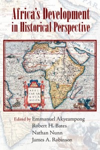 Cover Africa's Development in Historical Perspective