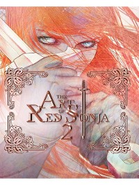 Cover The Art of Red Sonja, Volume 2