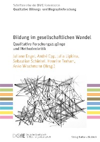 Cover Bildung im gesellschaftlichen Wandel