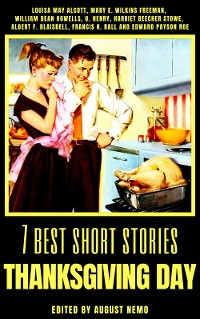 Cover 7 best short stories - Thanksgiving Day