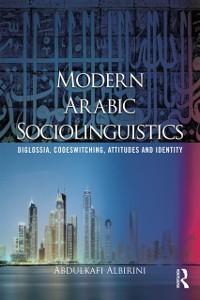 Cover Modern Arabic Sociolinguistics