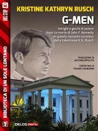Cover G-Men