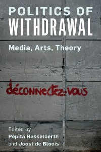 Cover Politics of Withdrawal