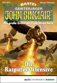 Cover John Sinclair 2079 - Horror-Serie