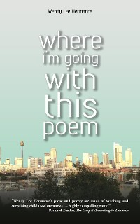 Cover Where I'm Going with this Poem