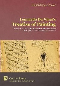 Cover Leonardo Da Vinci's Treatise of Painting