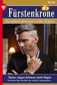 Cover Fürstenkrone 154 – Adelsroman