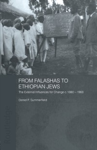 Cover From Falashas to Ethiopian Jews