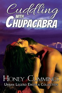 Cover Cuddling with Chupacabra