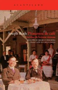 Cover Primavera de café