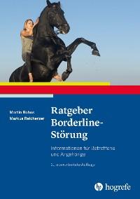Cover Ratgeber Borderline-Störung