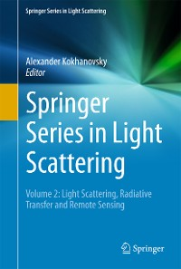 Cover Springer Series in Light Scattering