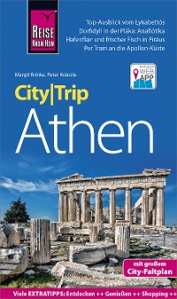 Cover Reise Know-How CityTrip Athen